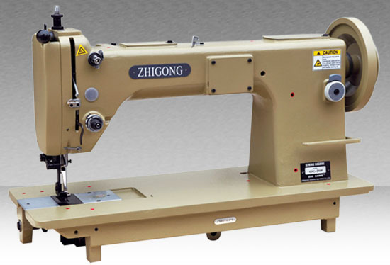 GSC2600 Sewing Machine for Extremely Thick Material with upper and lowerComplex feeding