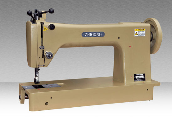GSC2700 Sewing Machine for Extremely Thick Material with upper and lower Complex feeding