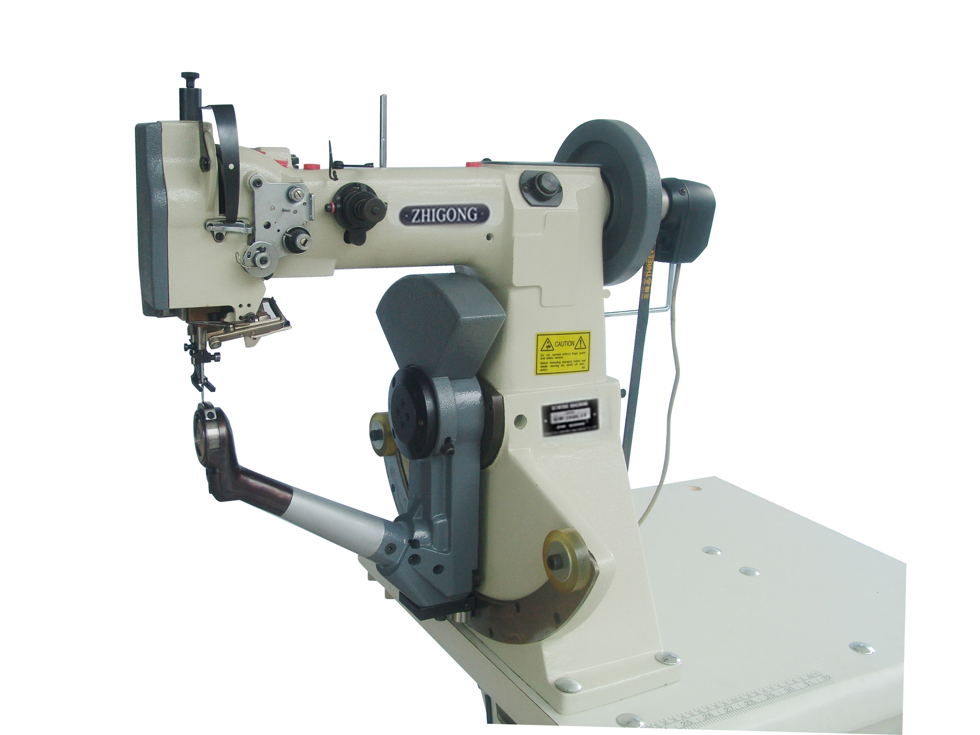 GA-168  Double thread lock stitch seat inner sewing machine
