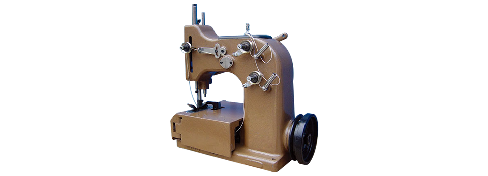 GK8-2 single needle two thread sewing machine to make bags sewing