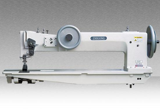 GW-28BL30 Single/Double-needle Sewing Machine For Think Material with Comprehensive Feeding