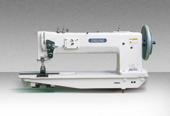 GW-28BL20 Single/Double-needle Sewing Machine For Think Material with Comprehensive Feeding