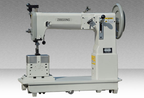 GA243-2A-CL Double-needle Post -bed Type Sewing Machine For Extra-thick Material with Comprehensive
