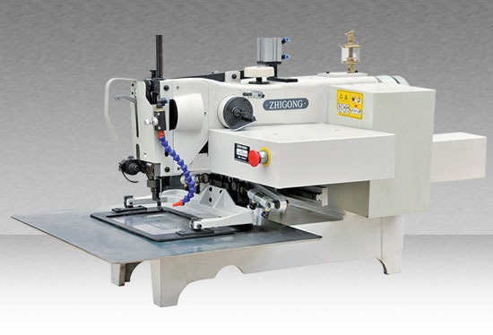 ZQ733K-3016-TH Electronic Pattern Sewing Machine For Extra-thick Material