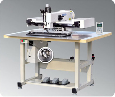 ZQ204-109(5020) Electronic Pattern Sewing Machine For Extra-thick Material