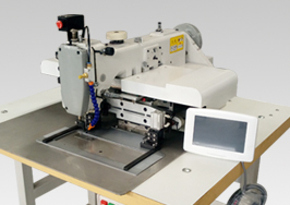 ZQK2600-3020 Super Heavy-weight Material Fully Automatic Electronic Pattern Sewing Machine