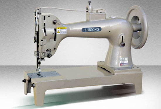SGB4-1/4-3 Type Top and Bottom Feeding Flat Sewing Machine (Canvas Sewing Machine)