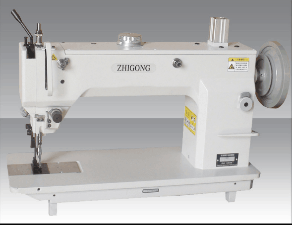 GSC-367 Type Sewing Machine of Up and Down Compound Feeding and Extra Heavy Materials Sewing