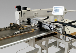 ZQK367-6050 Electronic Pattem Sewing Machine for Extra-thick Material