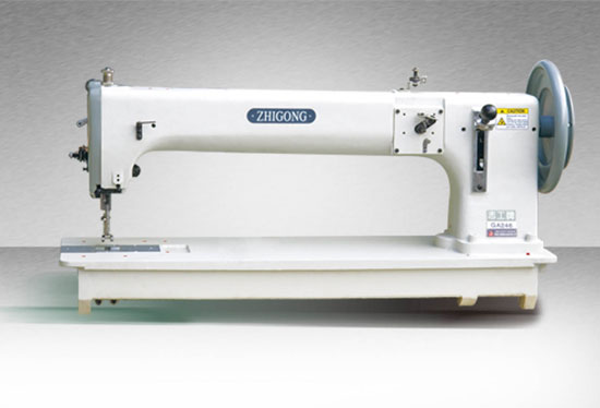 GA246  Long-arm Sewing Machine for Extra-thick Material with Comprehensive Feeding