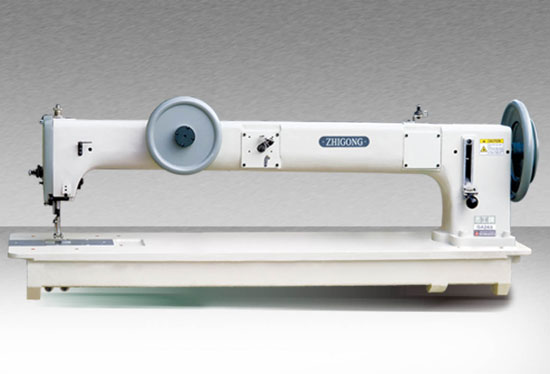 GA263 Long-arm Sewing Machine for Extra-thick Material with Comprehensive Feeding