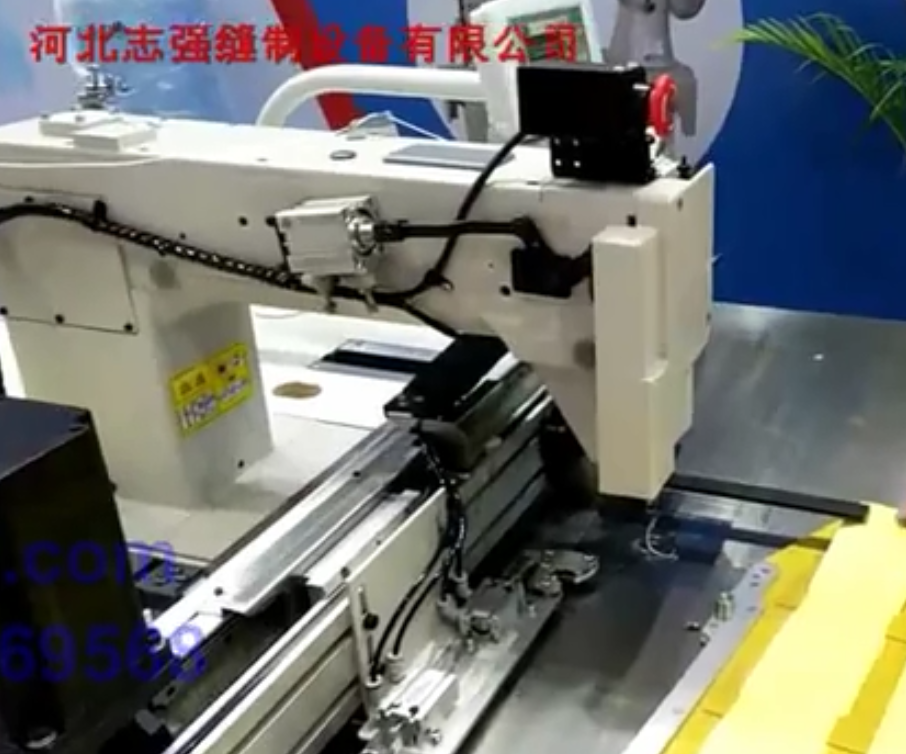 ZQK367-6020 Electronic Pattem Sewing Machine for Extra-thick Material
